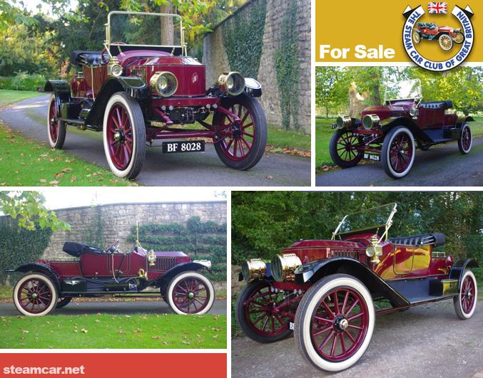 Steam Car Club For Sale
