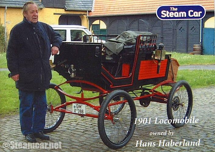 Steam Car Register