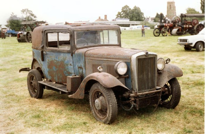 . 1930's H.B Steamer (...