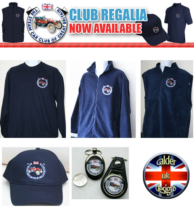 steam club regalia