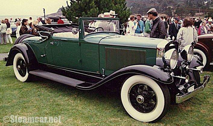 Steam Car Club Dobles