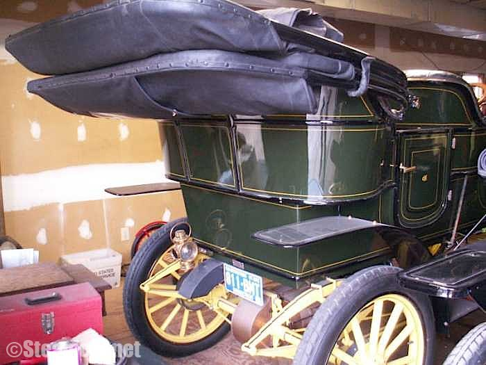 Stanley Steamer Car >> 1907 Stanley Model F