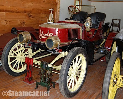 Phorum Steam Car Club 1907 Stanley Model H 20 Hp For Sale