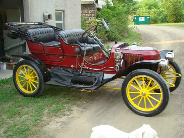 The Steam Car Club Of Great Britain