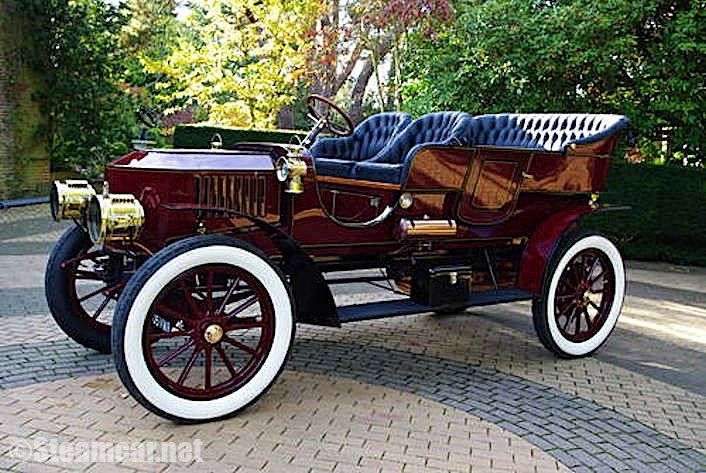 Stanley Steamer Car >> 1908 Stanley Model M