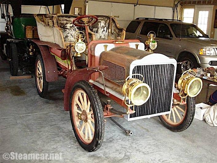 1905 White Steamer Model E