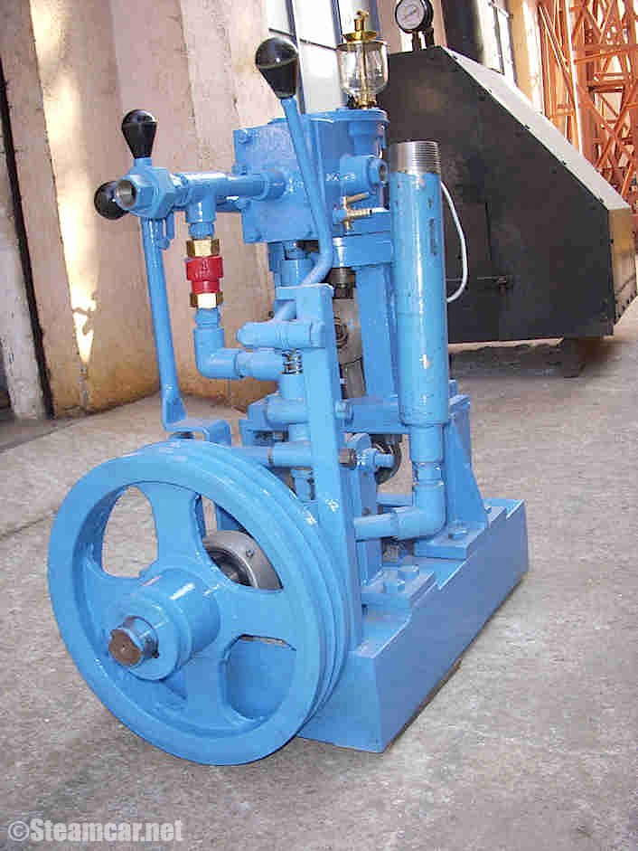 manufacture and export the following capacity steam engines and steam