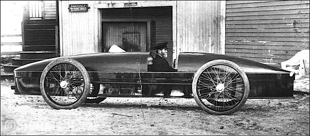 (1906 Stanley Rocket)