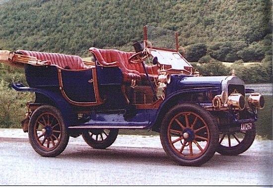 Steam Car