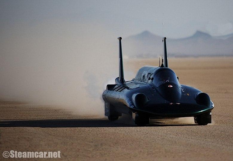 British Steam Car Challenge - Inspiration