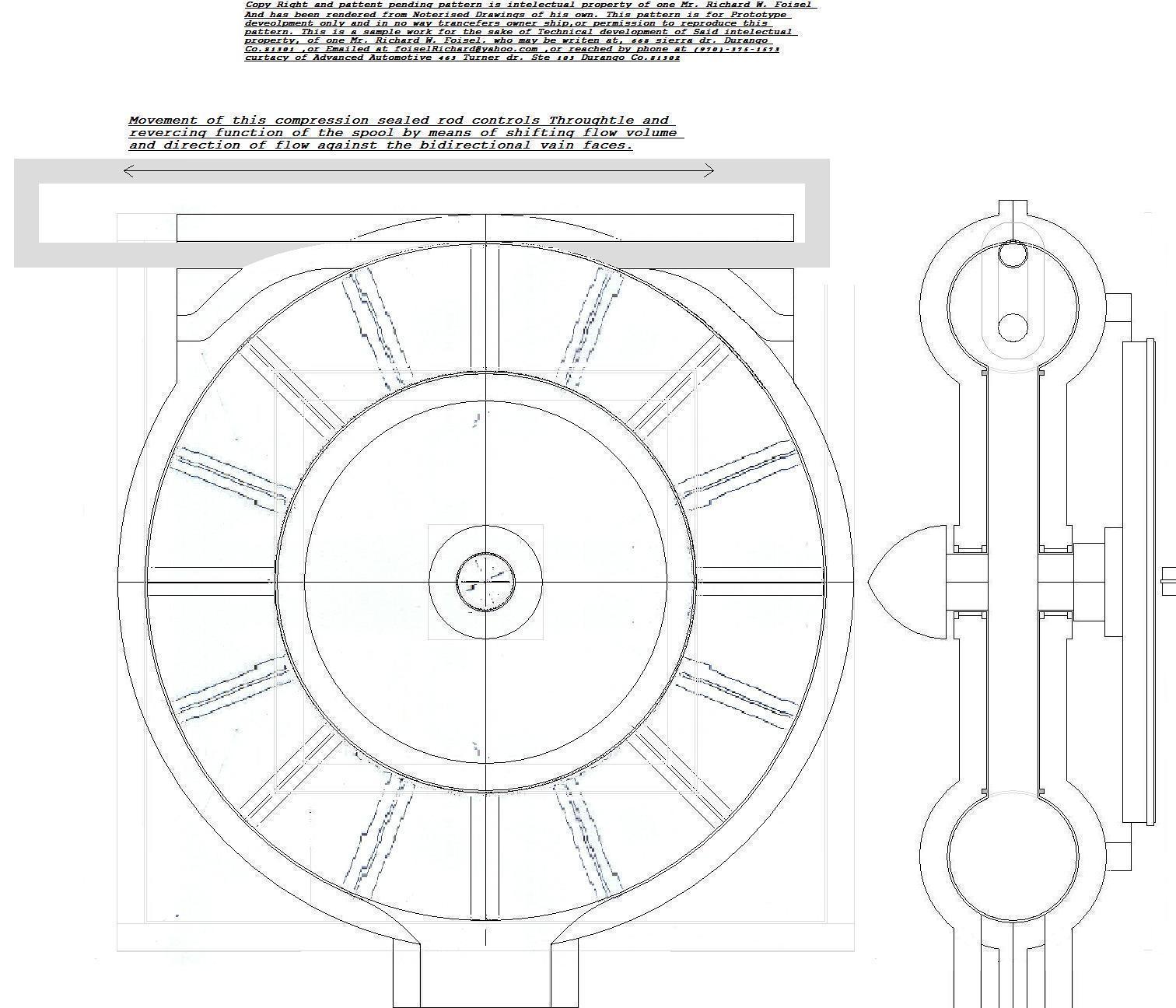 Phorum Steam Car Club New form of high torque turbine