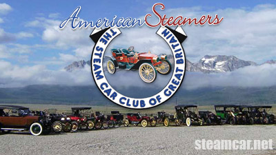 USA Steam Car Events